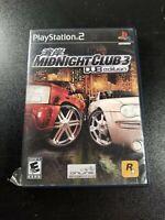 Midnight Club 3: DUB Edition PlayStation 2 PS2 Complete