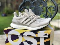 hot sale online 47958 b92a5 NEW adidas LTD Ultra BOOST 1.0 Cream White - Size 15 - BB7802 2018 Release  DS