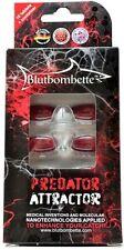 Blutbombette, 10 Lockstoff Tabs + 1 Container, für Raubfisch unwiderstehlich