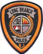 Long Branch Police Patch New Jersey NJ NEW !!!