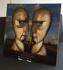 1 GIANT TWO PART PERSPEX VINYL LP ALBUM DISPLAY STAND, IPAD, TABLET