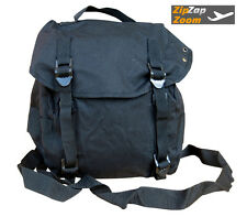 Mens US Army Combat Military Day Messenger Pack Shoulder Bag Sport SurplusBlack