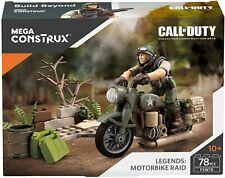 Mega Construx Call Of Duty, Bike