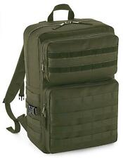 MOLLE Tactical Backpack, 30 x 45 x 22 cm   BagBase