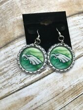 Philadelphia Eagles Earrings Eagles Jewelry Eagles Football Handmade Eagles