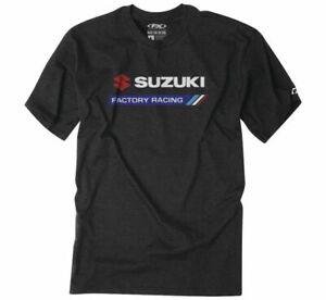 Factory Effex Men's Suzuki Factory Racing Tee