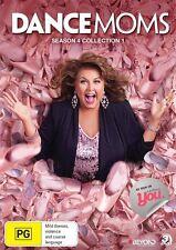 Dance Moms : Season 4 Collection 1 : NEW DVD