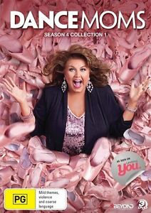 Dance Moms : Season 4 : Collection 1, NEW SEALED AUSTRALIAN RELEASE REGION 4