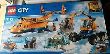LEGO CITY- 60196 L'AVION DE RAVITAILLEMENT ARCTIQUE- MAGIQUE !- NEUF-6/12ANS