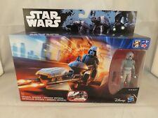 Star Wars - Rebels - Imperial Speeder with AT-DP Pilot