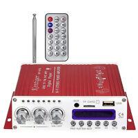 160 Watt V10 Mini Bluetooth Hallo-fi Stereo Digital Audio Endverstärker 12 V