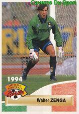 248 WALTER ZENGA INTER ITALIA CARD CARTE FOOTBALL 1994 PANINI