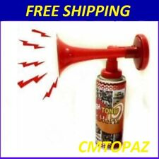 NEW Gas Air Horn Hand Held No Pumping Needed Just Press Button Need to be Heard