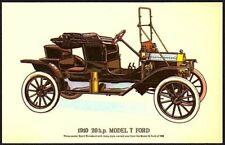 Postcard - Vintage Car: 1910 20h.p. Model T Ford
