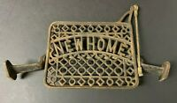Antique NEW HOME Treadle Sewing Machine Cast Iron Foot Pedal