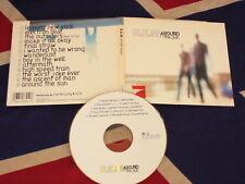 R.E.M. - around the sun CD 2004 DIGIPAK & Poster