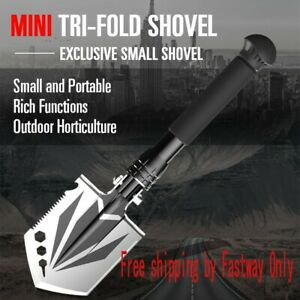 Small Multi-functional Folding Shovel Camping Tools Garden tools