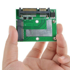 mSATA SSD to 2.5'' SATA 6.0 GPS Adaptateur de Carte de Conversion
