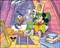 St Vincent 1994 Disney/Mickey 65th/Photos/Photography/Cartoons 1v m/s (b1480r)