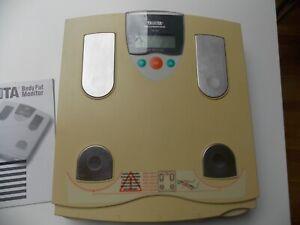 Personenwaage Tanita Body Fat Monitor TBF-531A