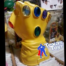 Thanos' Infinity Gauntlet 12in. Glove Bank PX Exclusive Marvel Comics aou