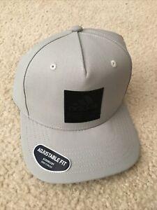 Adidas Men's Affiliate Cap Feather Grey/Black