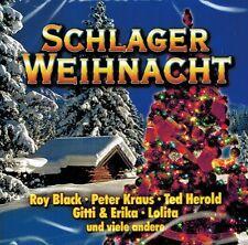 CD NEU/OVP - Schlager Weihnacht - Roy Black, Peter Kraus, Ted Herold u.a.