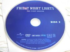Friday Night Lights First Season 1 Disc 2 DVD Disc Only 42-274