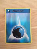 Pokemon card Water Energy - 93/108 - Common Reverse Holo XY: Evolutions Reverse