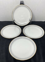 "Winterling ""Roslau"" Bavaria Dessert/Salad Plates 7 1/2"" (set of 4)"