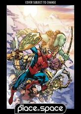 WAR OF THE REALMS: SPIDER-MAN & THE LEAGUE OF REALMS #1A (WK20)