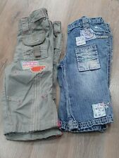2 Pairs Next Baby Girls Trousers / Jeans winter age 3-6 months girl pls see desc