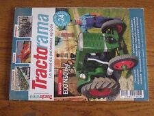 $$$ Revue Tractorama N°24 ECO N50 1948  Filtres huile et air  Holder A10