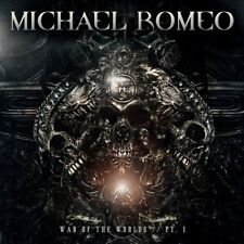 Michael Romeo - War Of The Worlds Pt. 1 [New CD] Explicit