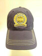 Pga Callaway McGladrey Team Championship Hat Adjustable Navy Blue