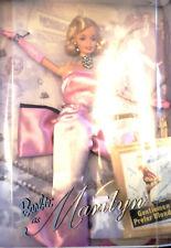 """MATTEL BARBIE as Marilyn-Monroe in """"Gentlemen Prefer Blondes"""", mb, UNOPENED!"""