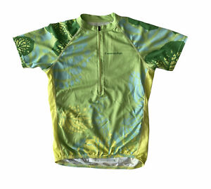 Cannondale Women's Cycling Jersey Sz P Xs? Short Sleeve