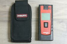 Hilti PD 4 Laser Range Meter