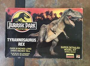 Lindberg Jurassic Park 1993 T. rex Model