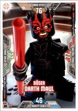 80 - Böser Darth Maul - LEGO Star Wars Serie 2
