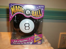 Mattel Classic Magic 8-Ball Novelty Toy ~ NEW!  Free Shipping!