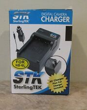 STK Sterling Tek DIGITAL CAMERA CHARGER  - For NB-6L