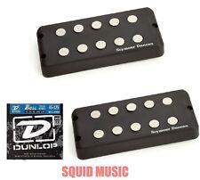 Seymour Duncan SMB-5A 5 String Music Man Alnico Pickup Set ( FREE BASS STRINGS )