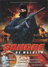 Sangre De Maldito Enemigo Perfecto DVD NEW 2013 ORIGINAL John Solis SEALED