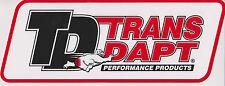 Trans Dapt Fender Racing Decal   D642