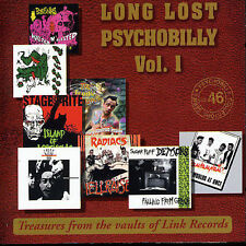Long Lost Psychobilly, Vol. 1 [PA] by Various Artists (CD, May-2006, Anagram-...