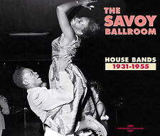 Savoy Ballroom House Bands 1931-1955 by Various Artists (CD, Nov-2007, 2 Discs,