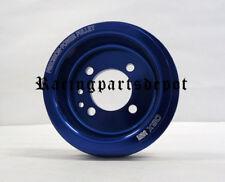 OBX Crank Pulley Mazda MX3 92-95 1.8L Escort  GT Blue
