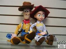 "18"" Woody + 16"" Jessie * Applause * Toy Story II * RARE * Factory Wrapped *"