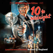 10 To Midnight - Complete Score - Limited 1000 - OOP - Robert O'Ragland